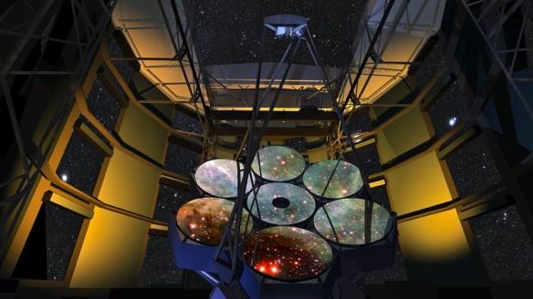(Credit: Giant Magellan Telescope Organization.)