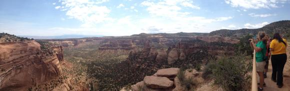 Colorado National Monument, Serpent's Tongue.