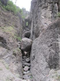 Ever wonder where they got their ideas for Indiana Jones? This is just above Ouray!