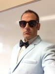 """Physics and Astronomy's Helmut Katzgraber brought some """"Gangnam Style"""" to his physics lecture in 2012."""