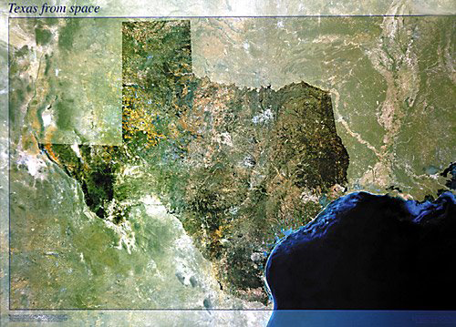 TexasFromSpace